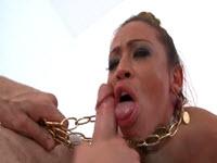 Sesso hard con una ninfomane fottuta da un cazzuto